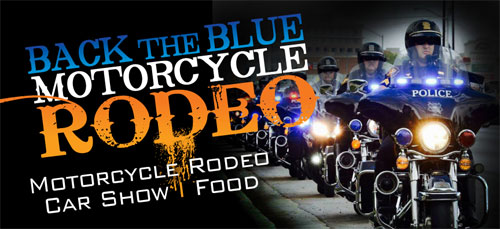 2016 Spokes 4 Hope Police Motorcycle Rodeo