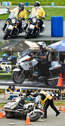 Police Motorcycle Rodeo Results