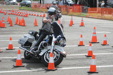 2018 Police Motorcycle Training Events