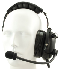 Medium-Low Noise Environment Rugged Headset