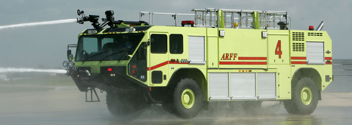 ARFF Vehicle Communications