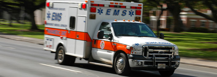 EMS Vehicle / Ambulance