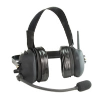 Firefighting Headset - Liberator Wireless