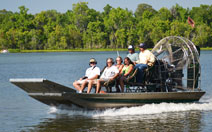 Setcom for Airboats