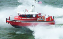 Setcom for Fire Boats