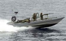 Setcom for Military Boats