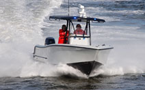 Setcom for Police Boats