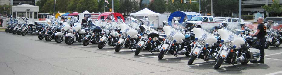 2015 Police Motorcycle Training Events