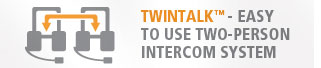 TwinTalk Intercom System